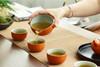 Persimmon Tea Set