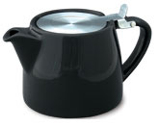 Stump Teapot Black - 16 oz.