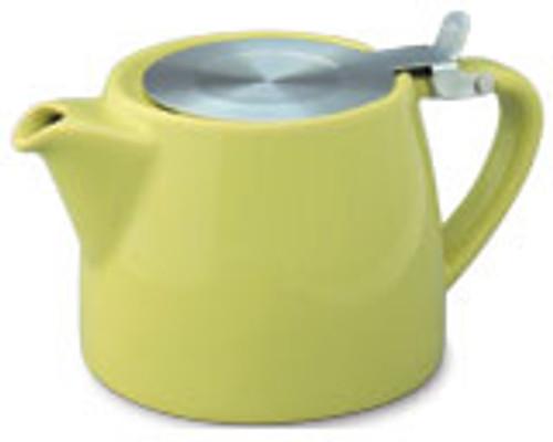 Stump Teapot Chartreuse - 16 oz.