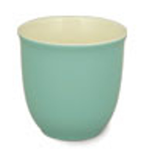 Japanese Teacup Aqua - 7 oz.