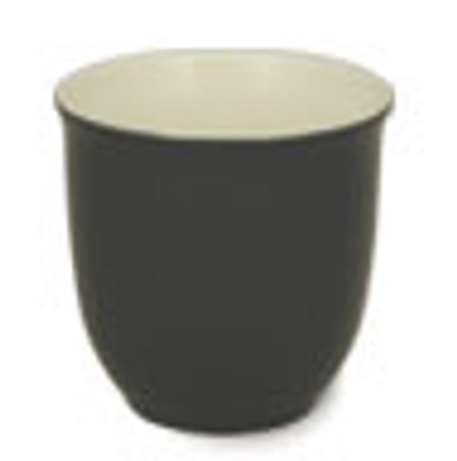 Japanese Teacup Black - 7 oz.