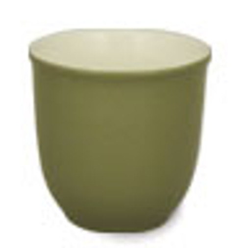 Japanese Teacup Olive - 7 oz.