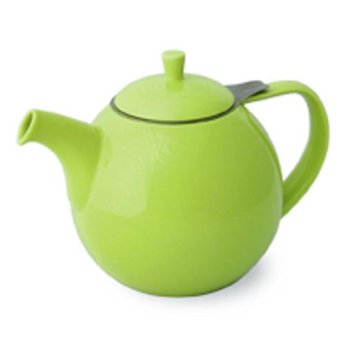 Curve Teapot 24 oz. - Lime