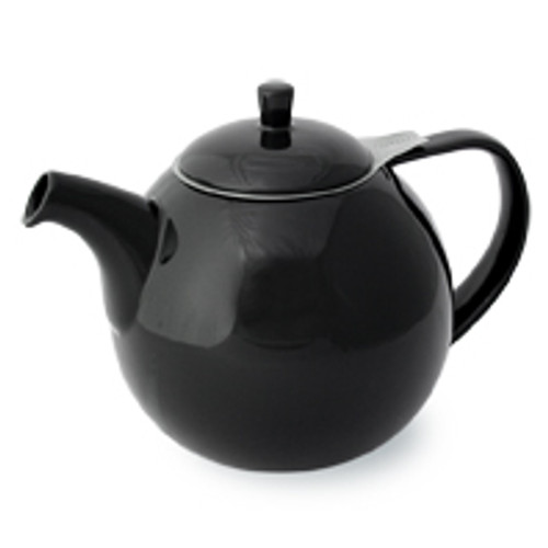Curve Teapot 45 oz. - Black