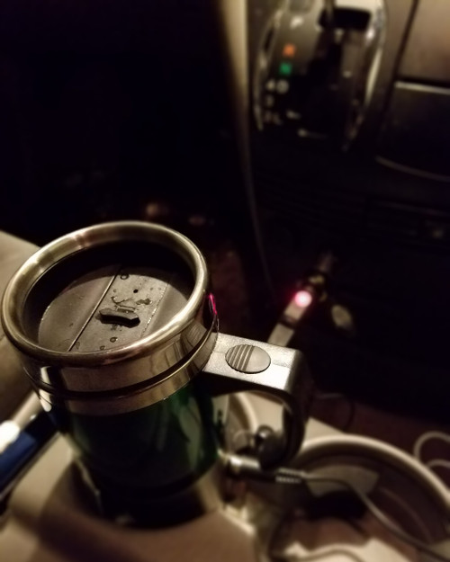Electric USB/DC Travel Mug