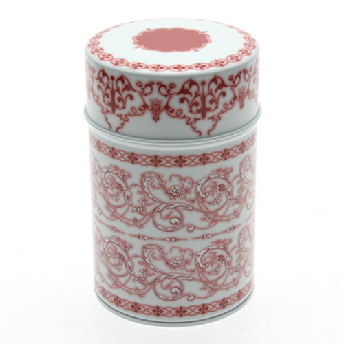 T-Can Red/White Filigree 150g