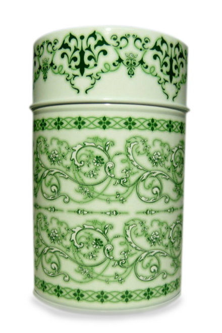 T-Can Green/White Filigree 150g