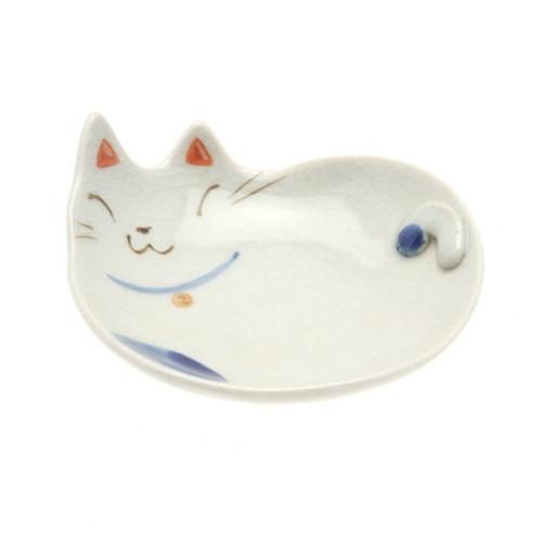 Tea Bag Holder - Speckles Cat