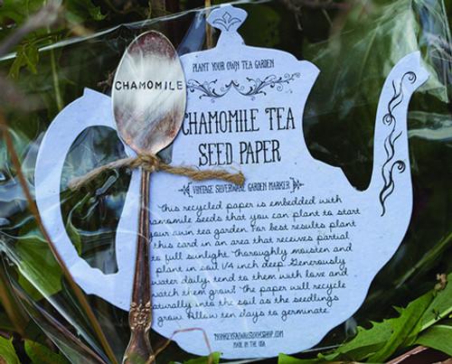 Chamomile Tea Seed Kit (Original Price $15.50)