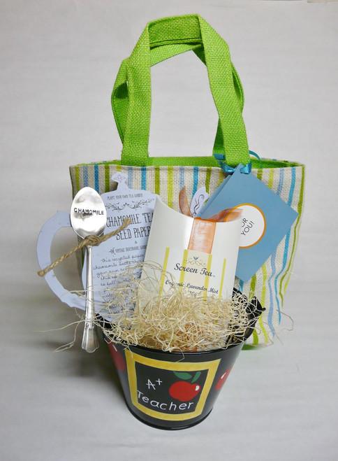 """""""A+ Teacher"""" Gift Set"""