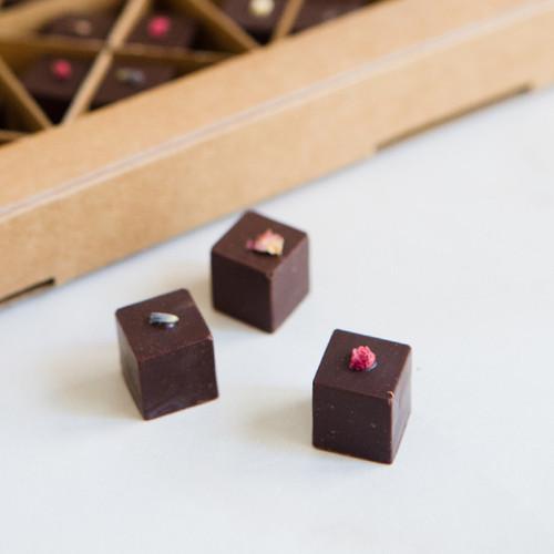 Ayurveda Inspired Artisanal Chocolate Truffles