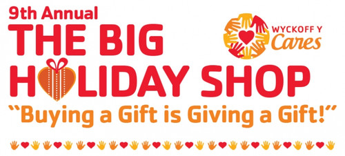 Wyckoff Y's Big Holiday Shop