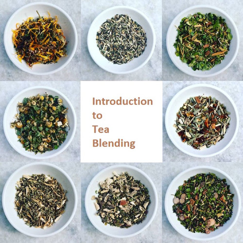 Tea Blending Workshop