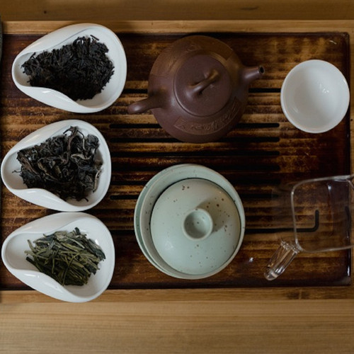 Chinese Tea Services