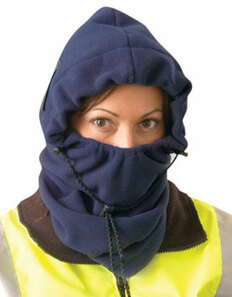Occunomix #1070-01 Safety Helmet 3 in 1 Liner - Navy Blue