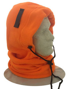 Occunomix #1070-HVO Safety Helmet 3 in 1 Liner - Hi Viz Orange