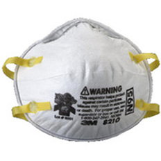 3M 8210 Particulate Respirators N95 (20 ct)