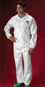 Chemmax 2 Coverall with Elastic Wrists and Ankles (12 per case)