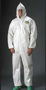 Chemmax 2 Coverall with Hood, Elastic Wrists and Ankles (12 per case)
