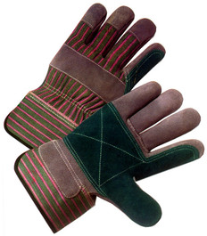 Double Palm Work Glove (SOLD BY THE PAIR)