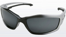 Edge #SK117 Kazbek Safety Eyewear w/ Silver Mirror Lens