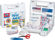 25 Person Bulk First Aid Ansi Kit 105 Piece