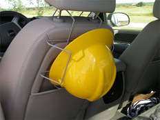ERB #17960 Safety Helmet Hard Hat Seat Mount