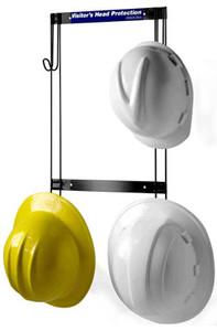 Rackems #5004 Safety Helmet and Coat Rack