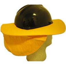 Occunomix #898-098 Safety Helmet Shade Yellow