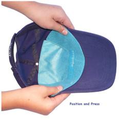 Headline It #1001 Safety Helmet Sweat Bands ~ Detail