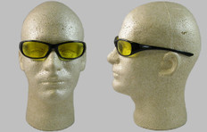 Jackson #3013855 Hellraiser Safety Eyewear w/ Amber Lens