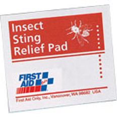 Insect Sting Relief Pad ( 50 p/Box)