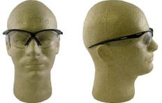 Jackson #19805 Nemesis Safety Eyewear w/ Fog Free Clear Lens