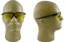 Jackson #19809 Nemesis Safety Eyewear w/ Amber Lens