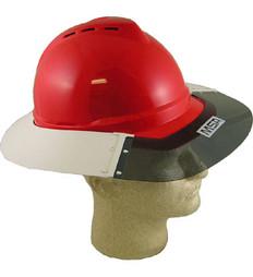 MSA #10039114 MSA V-Gard Advance Plastic Sun Shield