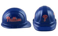 Philadelphia Phillies MLB Baseball Safety Helmets with pin lock suspensions