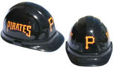 Pittsburgh Pirates MLB Baseball Safety Helmets with pin lock suspensions