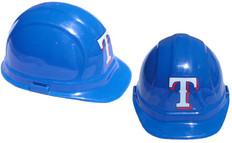 Texas Rangers MLB Baseball Safety Helmets with pin lock suspensions