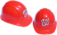Washington Nationals MLB Baseball Safety Helmets with pin lock suspensions