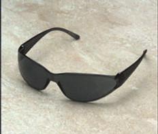 ERB #15280 Boas Safety Eyewear w/ Smoke Lens