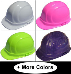 ERB Omega II Safety Helmet with Pin-Lock Liners
