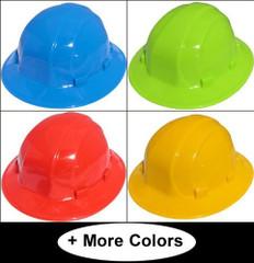 ERB Omega II Full Brim Hats with Ratchet Suspensions