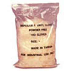 Vinyl Disposable Gloves Powder Free (100 gloves)