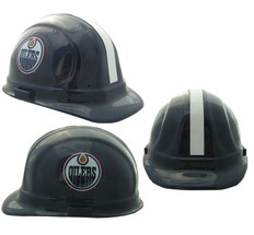 Edmonton Oilers Safety Helmets