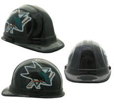 San Jose Sharks Safety Helmets