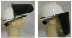 Pyramex Replacement Dark Green Face Shield