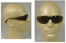 Gateway #4686 Starlite Safety Eyewear w/ Brown Lens