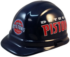 Detroit Pistons NBA Basketball Safety Helmets