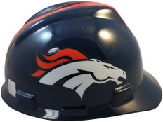 Denver Broncos Right view