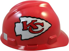 Kansas City Chiefs Right view